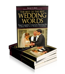 your complete ceremony planning kit