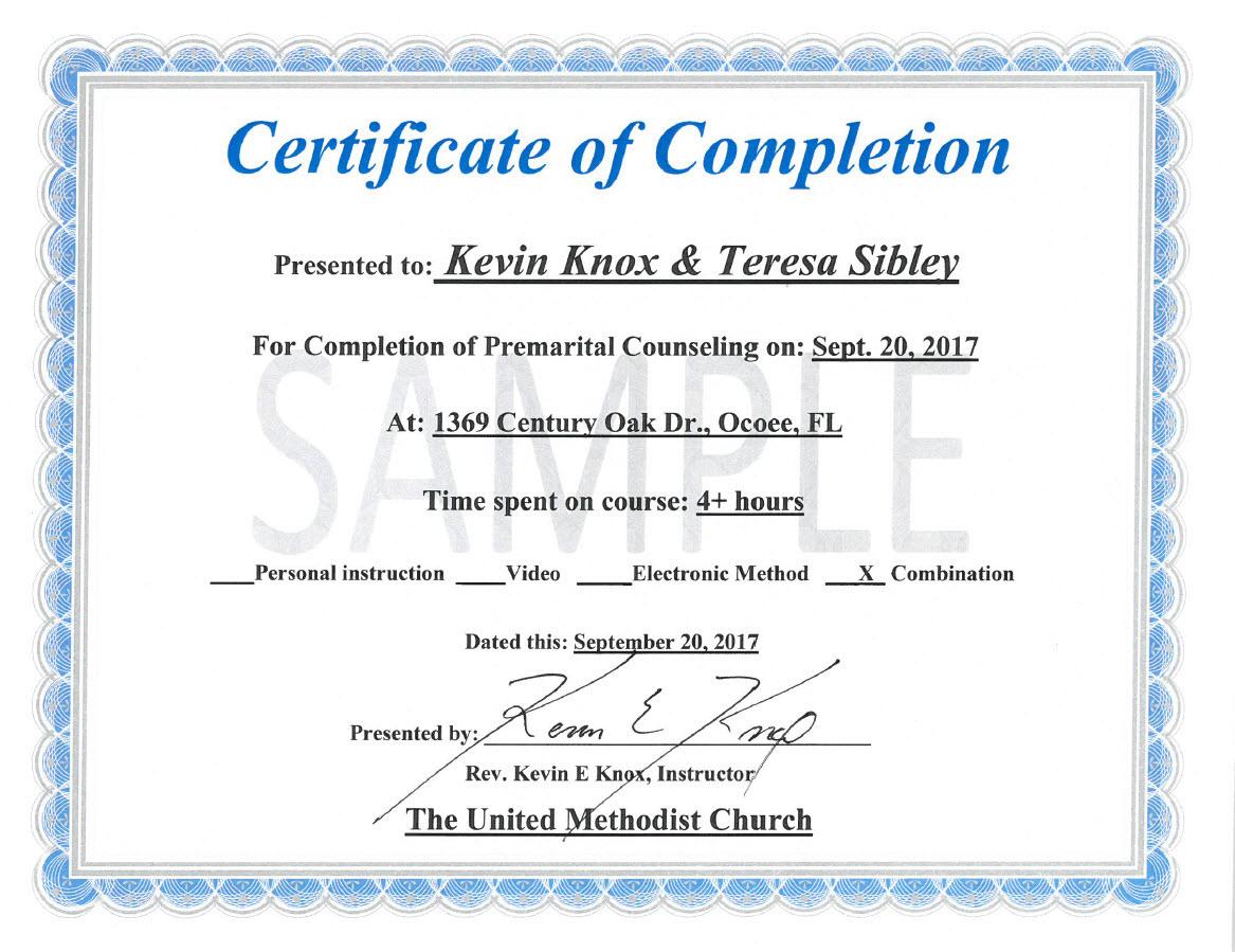 Online Premarital Course - Florida Premarital Education