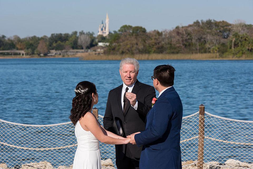 Wedding at Luau Beach