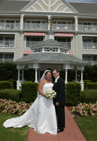 Disney's Yacht Club Wedding