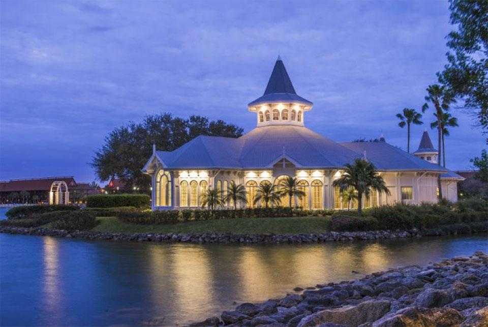 Orlando Disney Wedding Pavilion
