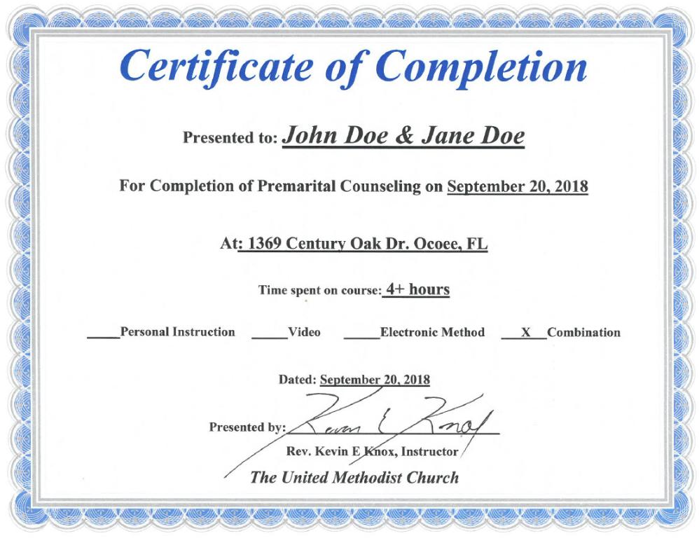 Best Premarital Preparation Course Online $17.00